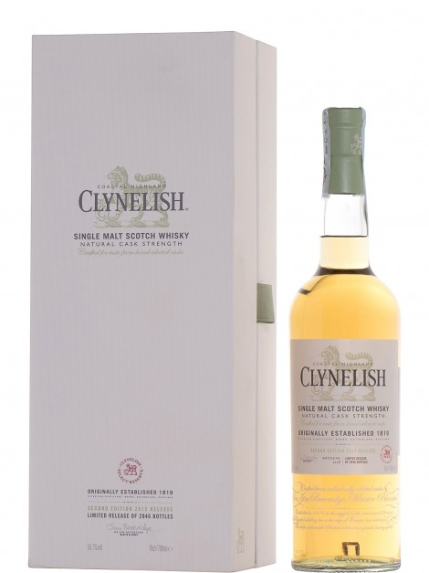 Clynelish Select Reserve Bottled 2015