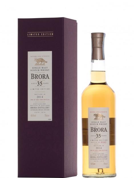 Brora 35 Year Old Distilled 1978