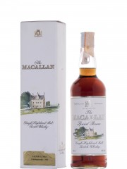 The Macallan Special Reserve - Bottled 1985