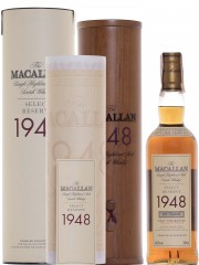 The Macallan 1948 51 Year Old Select Reserve