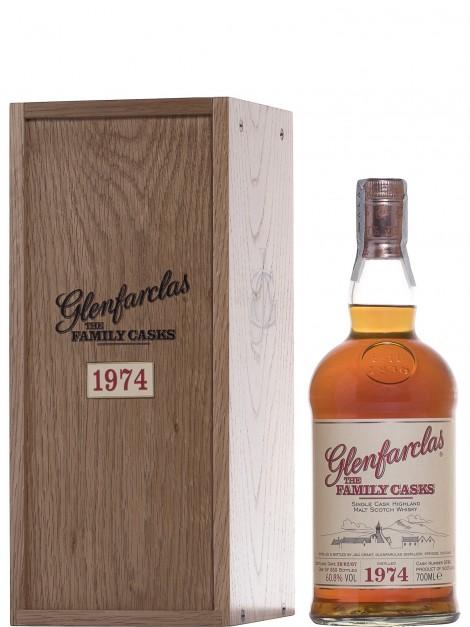 Glenfarclas 1974 Family Casks Sherry Butt Cask.5786