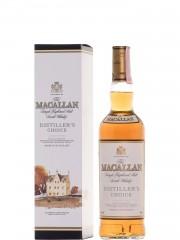 The Macallan Distiller'S Choice