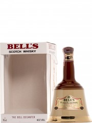 Bell'S Old Brown Decanter