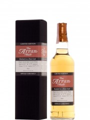 Arran Rum Finish Bottled 2004