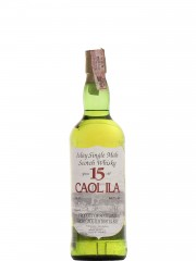 Caol Ila 15 Year Old Selected For Novecento