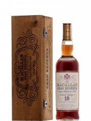 The Macallan 18 Year Old 1979 Sherry Wood Gran Reserva