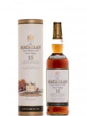 The Macallan 1984 15 Year Old Sherry Oak